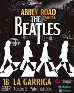 Abbey Road a La Garriga