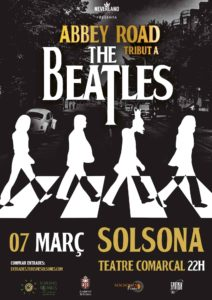 Abbey Road en Solsona