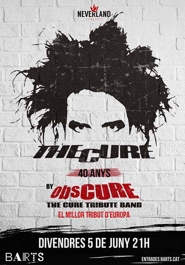 obscure el millor tribut europa a the cure barcelona