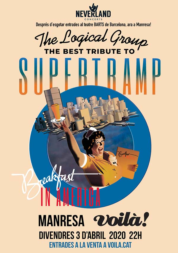 the logical group el millor tribut a supertramp a manresa