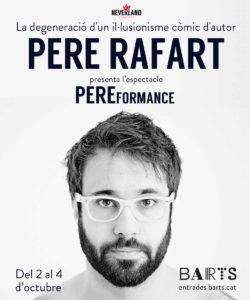 Pere Rafart en Barts