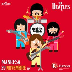 Beatles for Kids a Manresa