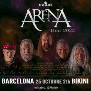 Arena en Barcelona