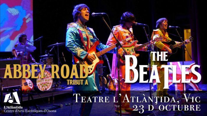 Abbey Road, el millor tribut a Beatles a Vic