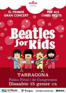 Beatles for Kids a Tarragona