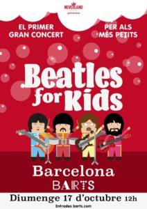 Beatles for Kids a Barcelona