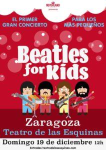 Beatles for Kids a Zaragoza