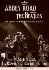 Abbey Road en Valencia